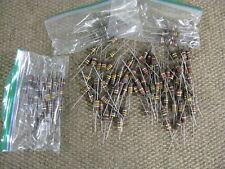 2 Watt Carbon Comp Resistors 128 Ounces Of Large Assortment Military Grade