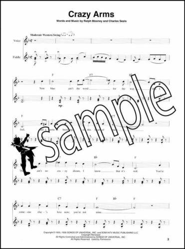 Country Classics Violin Play-Along Sheet Music Book /& Backing Tracks Audio