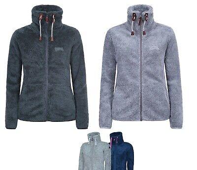 Icepeak Lynn Kapuzen Sweat Jacke Damen Baumwollmix leicht warm chique UVP 59,95