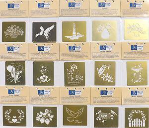 Brass-Stencil-Template-Birch-scrapmaking-papercraft-embossing-diecut-15-designs
