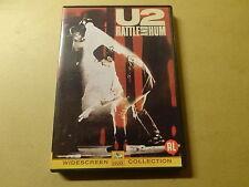 MUSIC DVD / U2 - RATTLE AND HUM