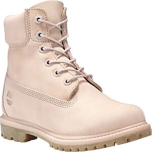 Nubuk Boot 6 A1k3z Icon Rose Timberland® Damen Premium Inch WH2YEDI9