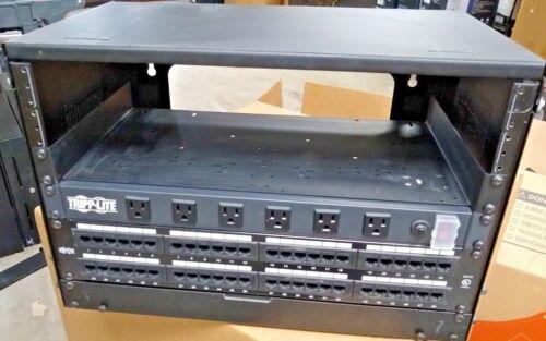 6u server wall mount rack