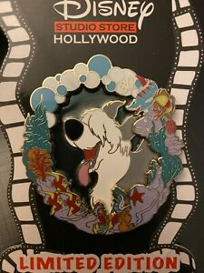 The-Little-Mermaid-DSSH-30th-Anniversary-Pin-Surprise-LE-400-Max-Dog-DSF-Ariel