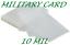 25-MILITARY-CARD-Laminating-Laminator-Pouches-2-5-8-x-3-7-8-10-Mil-Quality thumbnail 1