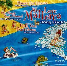 CD NEU/OVP - We Love Mallorca - Die Paparazzis, Jörg Lück, Funtastic u.a.