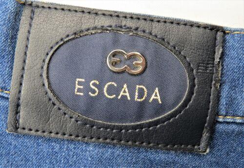 Blue 28x32 Mint Jeans Fashion leg Escada Straight Germania Womens Indigo Designer ZtwOnq5R