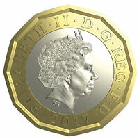 Straight Six Coin Mechanism Set For £1 Coin