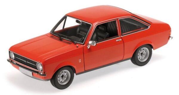Ford Escort II (orange) 1975 (LHD)
