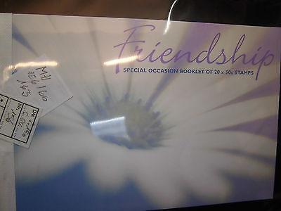 Gut Ausgebildete Australien 2003 Prestige Markenheftchen Mh 158 I Postfrisch 2190 Friendship Australien, Ozean. & Antarktis
