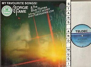 GEORGIE-FAME-my-favourite-songs-6-25646-in-open-shrink-german-teldec-LP-PS-EX-EX