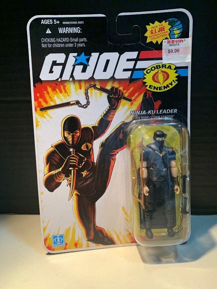 New Comme neuf on Card GI Joe 25th anniversary FILM COBRA l/'ennemi