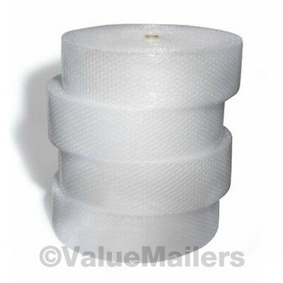 Large Bubble Roll PIECES 1/2 x 250 ft x 12 Inch Bubble Large Bubbles Perf Wrap