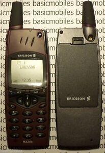 Ericsson R320 Rocky Rouge Mannequin Modèle D'écran Non Fonctionnel Téléphone Mobile-afficher Le Titre D'origine