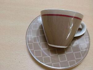 Villeroy Boch Caffe Club Uni Farbe Caramel Kaffeetasse 2tlg Ebay