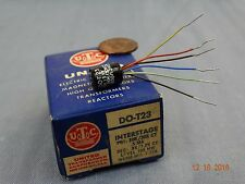 Brand New Vintage UTC DO-T23 Audio Transformer