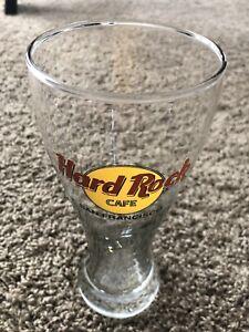 Hard-Rock-Cafe-San-Francisco-Pilsner-16-oz-Beer-Glass-Excellent