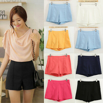 Summer Sexy Girls Womens Fashion Slim Casual Candy Colors Shorts Short Hot Pants