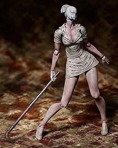 Figma Max Factory Action Figure Series SP-061 Bubble Head Nurse Silent Hill 2