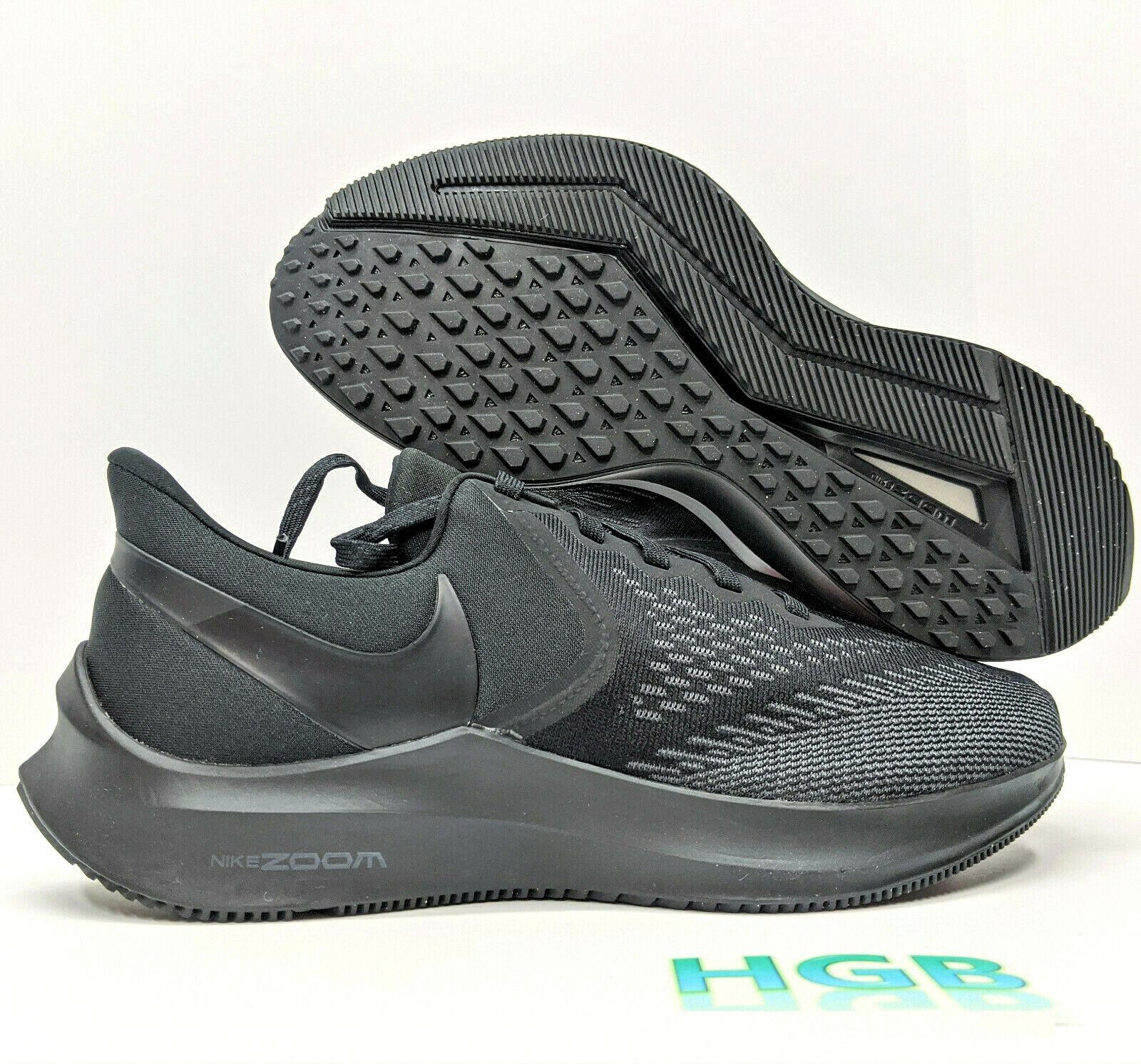 Nike Zoom Winflo 6 4E Wide Mens Running