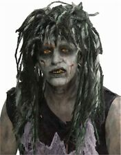 Adult Dreadlock Zombie Rock Star Rocker Costume Wig