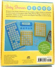 Baby Shower Bingo: The Classic Party Game for Baby Showers & Family Celebrations
