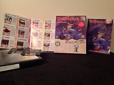 Wolfenstein 3D MacPlay Apple Macintosh Classic Computer Game Complete Box Set
