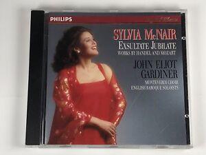 Sylvia-McNair-John-Eliot-Gardiner-Exsultate-Jubilate-Handel-amp-Mozart-Music-CD