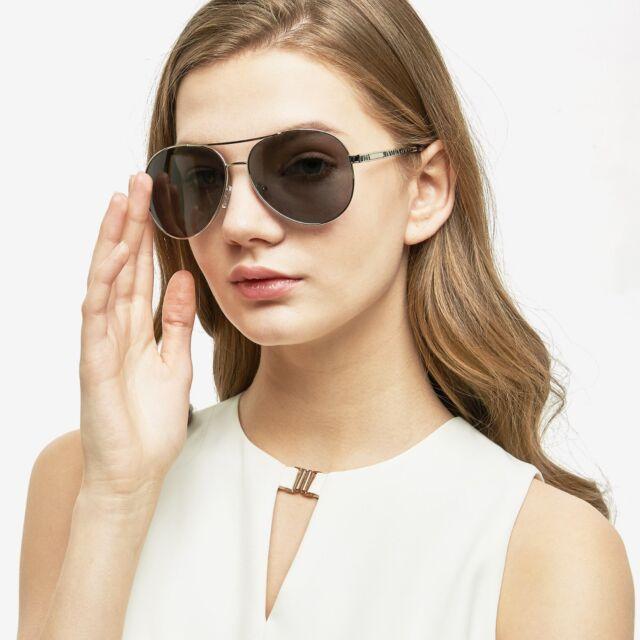 Aviator Sunglasses Vintage Polarized Lens New Men Women Fashion Retro Frame 48eadcce07