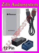 Phonocar 5/884 Interfaccia audio iPOD iPHONE USB SD MP3 Volkswagen RCD 210 New