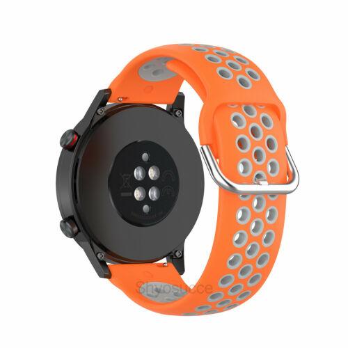 Silikon Armband Für Garmin Vivomove HR Move Luxe Style Vivoactive 4 Uhrenarmband