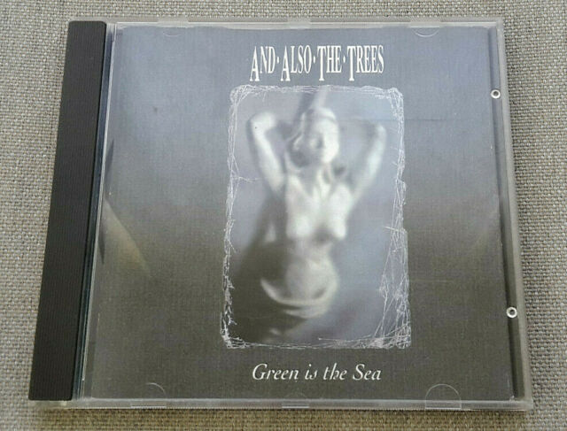 CD, And Also The Trees – Green Is The Sea, Normal – NORMAL 134 CD