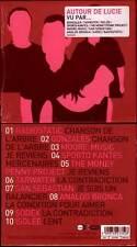 """AUTOUR DE LUCIE """"Vu Par"""" (CD Digipack) 2001 NEUF"""