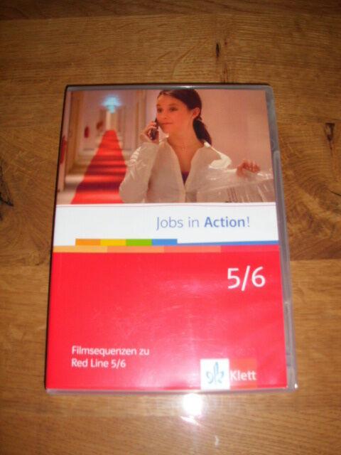 Red Line 5/6 Jobs in Action! Filmsequenzen zu Red Line auf DVD Band 5/6  Klett