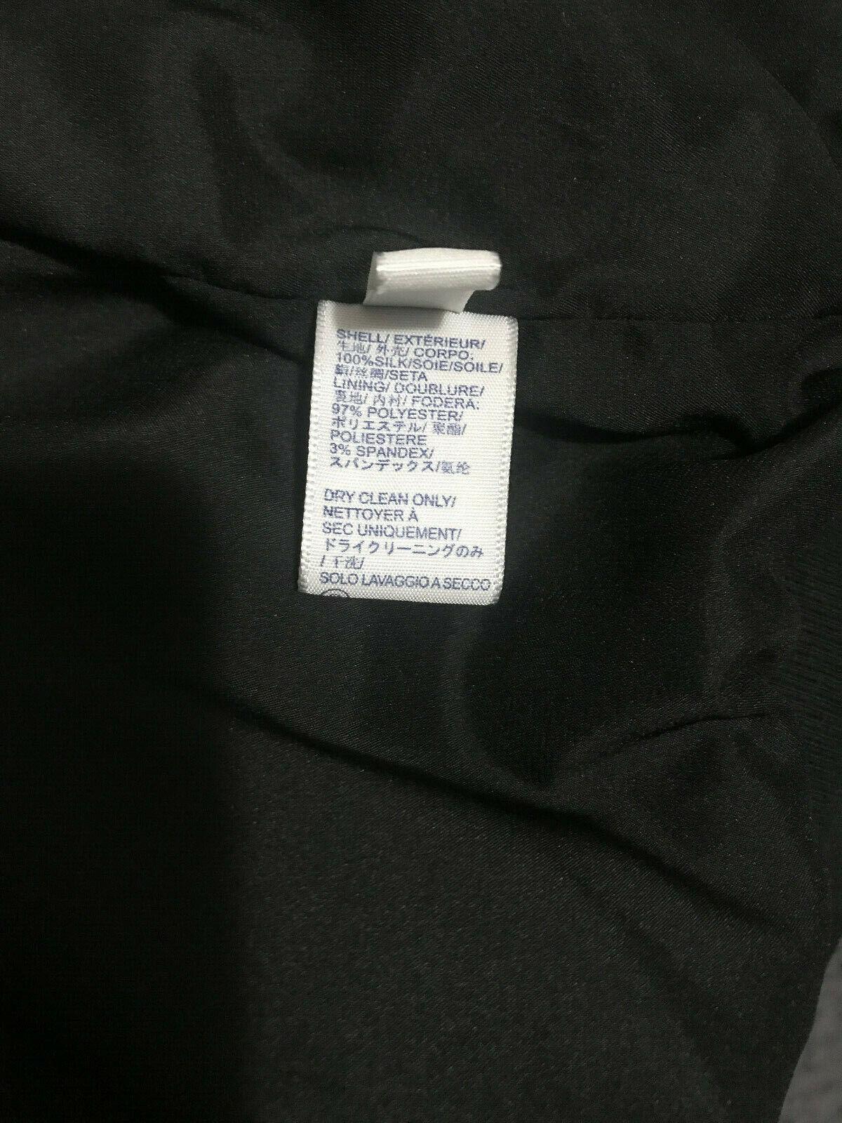 Rebecca Minkoff Red Camo Print Silk Bomber Jacket… - image 5