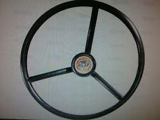 Massey Ferguson 65150165 Tractor Deep Style 17 34 Steering Wheel 192432m2