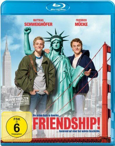 Friendship! - (Blu-ray) - Neu