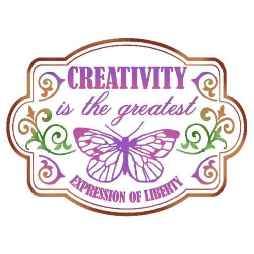 NEW Stamperia Stencil Creativity