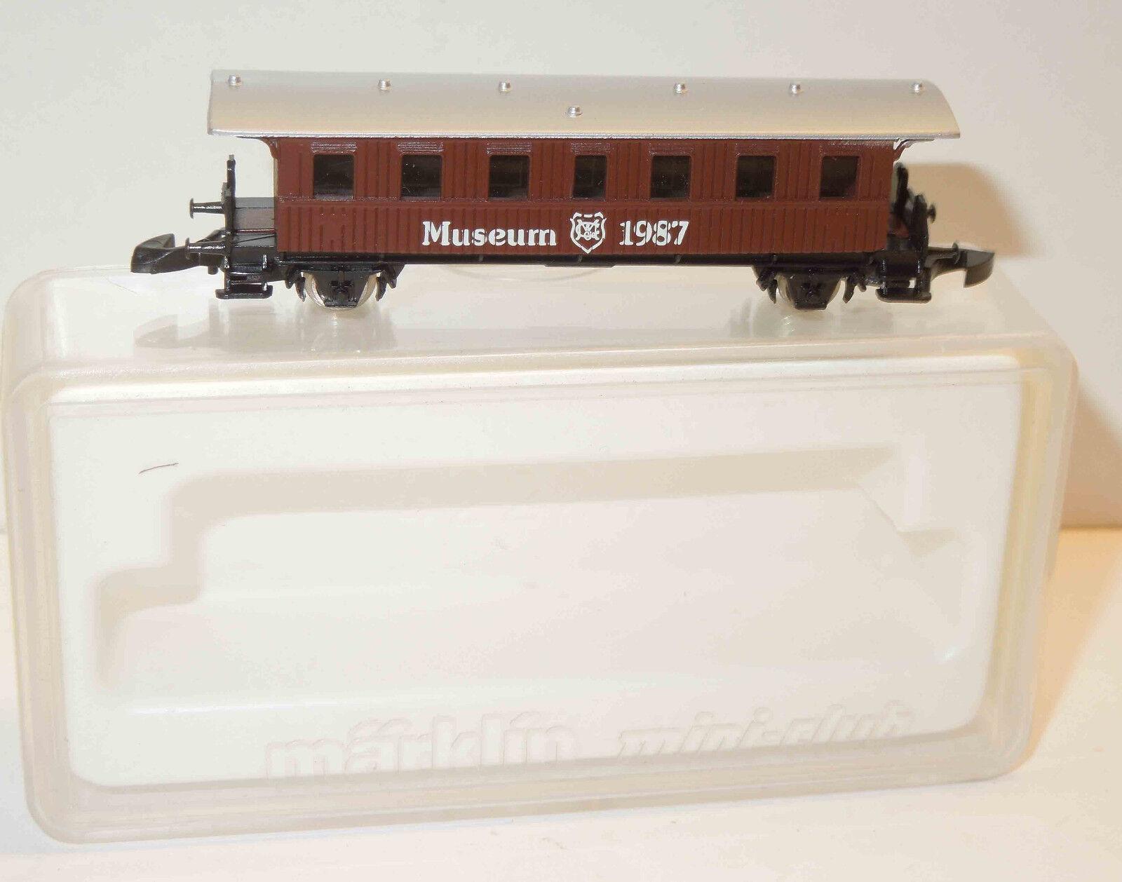 mini-club MUSEO AUTO 1987  2