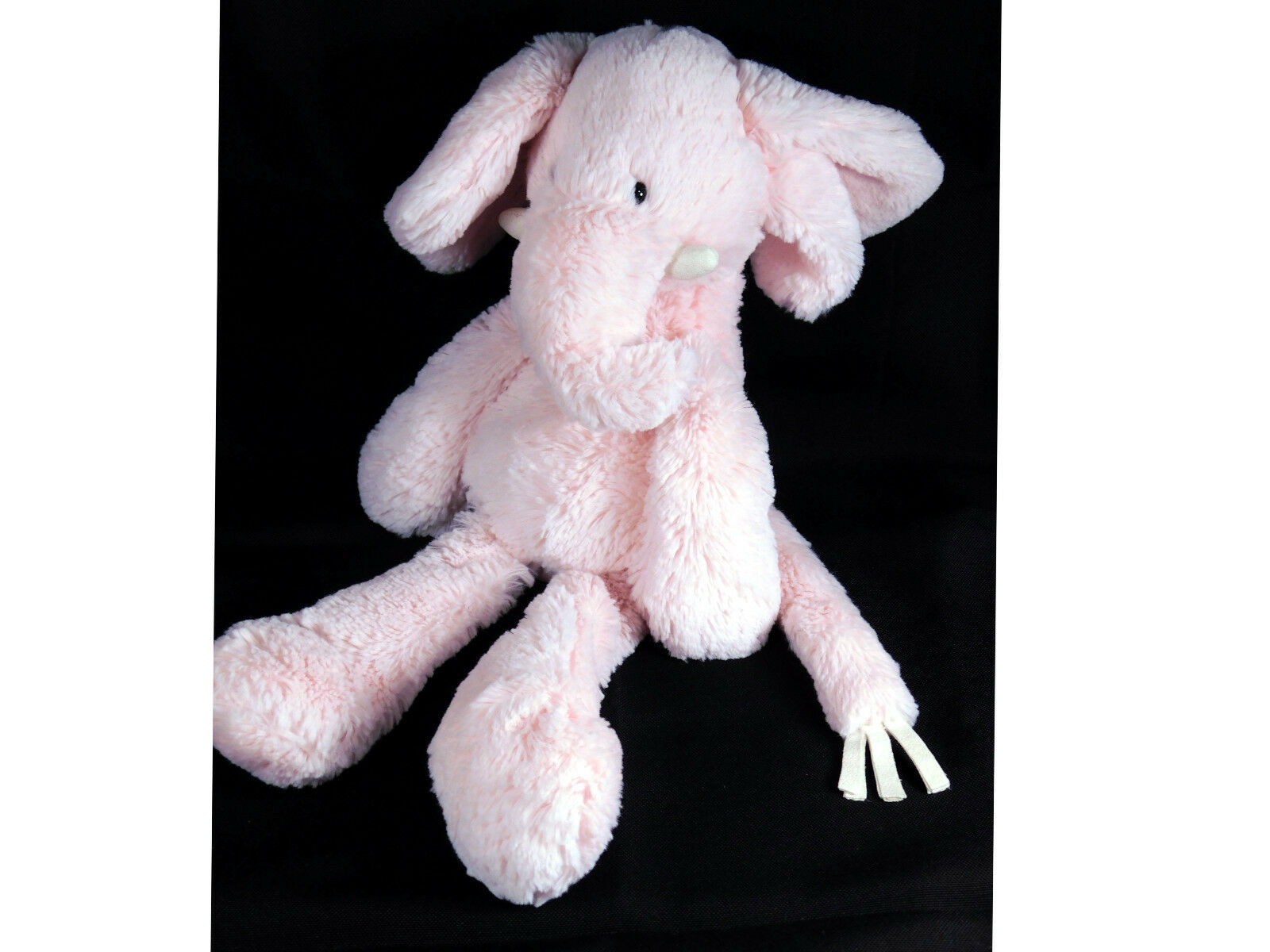 Jellycat Elephant Rosa with Fringe Tail 15