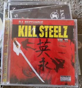dj-RECTANGLE-Vol-2-Kill-Steelz-CD-SEALED-NEW