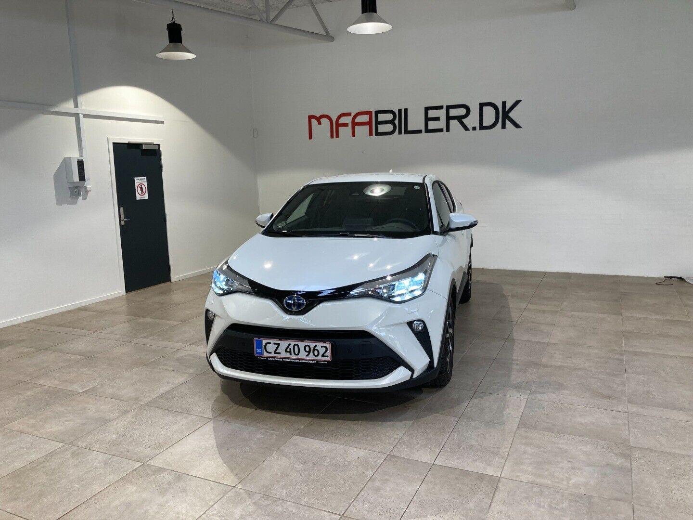 Toyota C-HR 1,8 Hybrid C-LUB Smart CVT 5d - 289.900 kr.
