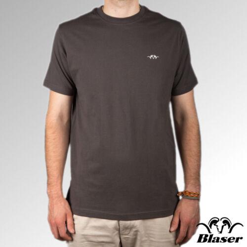 Blaser T-Shirt Short Sleeve Anthracite
