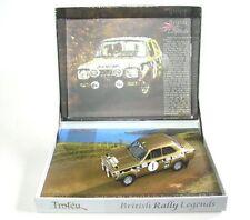 Ford Escort MKI No. 1 Dunkeries Rally 1972