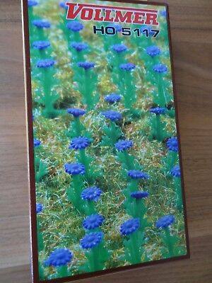 Vollmer 5122 Tulpen gelb  120 Stück  H0  OVP