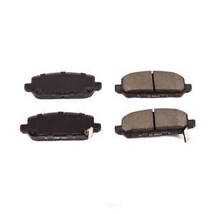 Power Stop 16-1656 Rear Ceramic Brake Pads 12 Month 12,000 Mile Limited Warranty