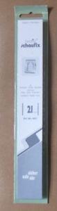 HAWID-SCHAUFIX-MOUNTS-21mm-BLACK-Pack-22-Strips-210mm-x-21mm-Ref-No-4021