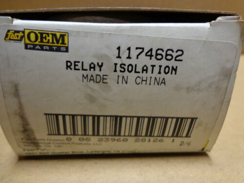 ~Discount HVAC~ 1174662 ICP Fast OEM Isolation Relay 208//230V Coil
