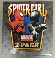 Bowen Designs Spider-girl Mini Bust 2-pack