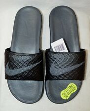 ab462896d033f3 item 1 Nike Men s Benassi Solarsoft Black Anthracite Slide Sandals - Sizes  9 10 11 NWB -Nike Men s Benassi Solarsoft Black Anthracite Slide Sandals -  Sizes ...